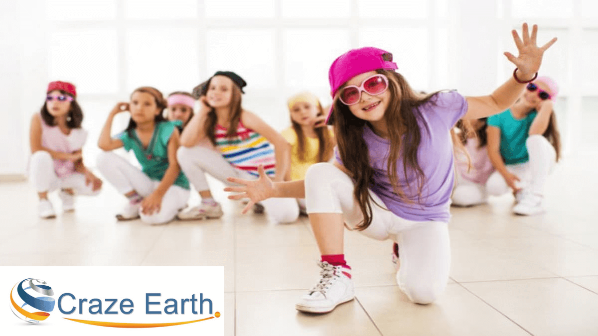 Kids Dance Classes: Best Way to Improve Physical Fitness of Kids
