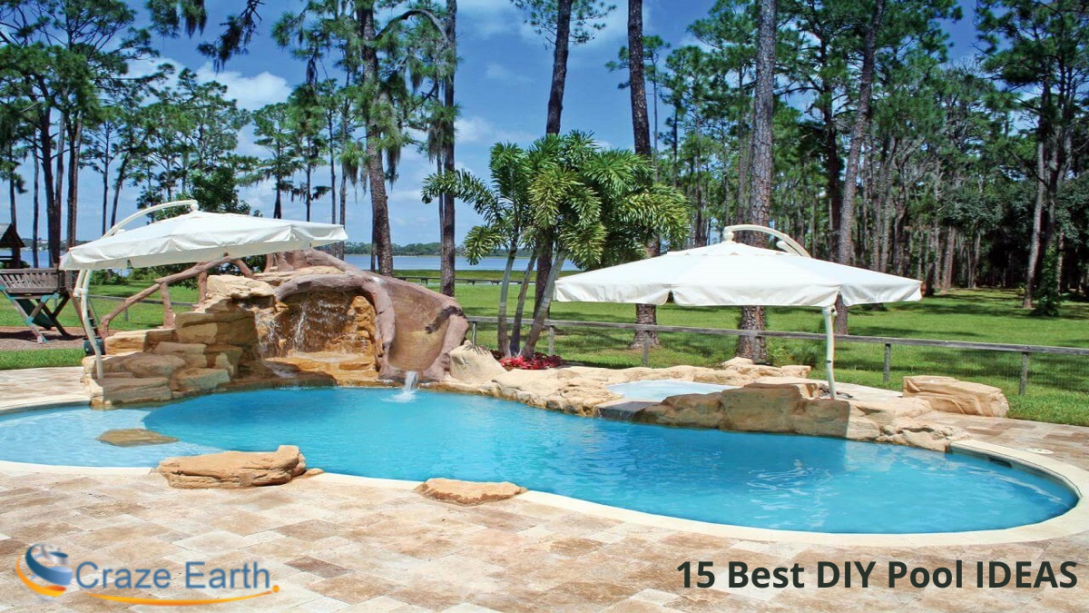 15 Best DIY Pool Ideas for Your Home